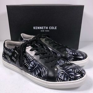 Kenneth Cole Kam Leaf Sneaker Shoes